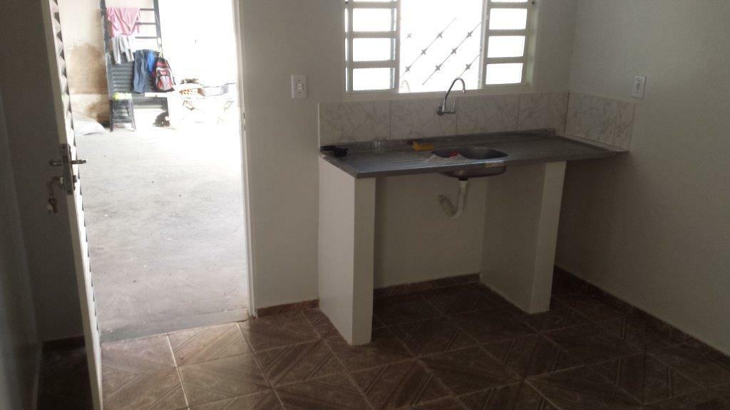 Condomínio de 2 dormitórios à venda em Chacaras Anhanguera, Valparaiso De Goias - GO