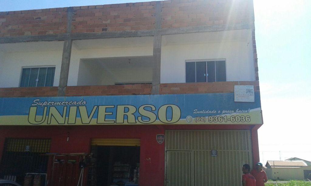 Sobrado de 3 dormitórios à venda em Res. Santa Edwiges, Senador Canedo - GO